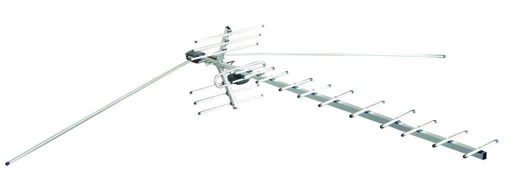 Тв антенны с усилителем уличные на 20 каналов